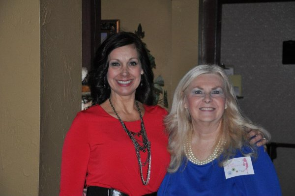 Co-chairs Deidra Davis & Judith Behrens