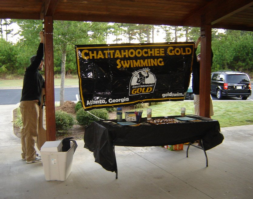 Chattahoochee Gold Swimming