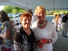 Colleen McClellan and Judy West