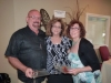 Dave and Cindy Meredith with Marlyn Patouillet